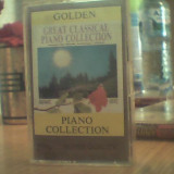 CASETA AUDIO GREAT CLASSICAL PIANO COLLECTION