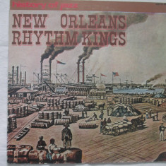 New Orleans Rhythm Kings ‎– New Orleans Rhythm Kings _ vinyl(LP) blues - Muzica Blues Altele, VINIL