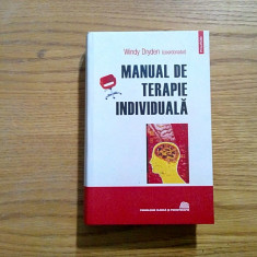MANUAL DE TERAPIE INDIVIDUALA - Windy Dryden (coordonator) - 2010, 861 p. - Carte Psihiatrie