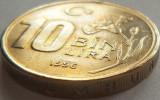 Moneda 10 Bin-Lira - TURCIA, anul 1996 *cod 1791, Europa