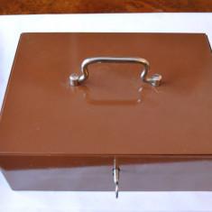 CUTIE METALICA DE VALORI