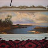 Ulei pe panza - Pictor roman, Peisaje, Impresionism