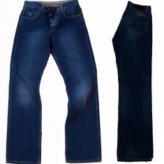 Blugi barbati - calitate superioara - clasici - FARMS 793 W 31, 32 (Art. 472, 473), Culoare: Albastru