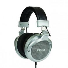 Casti Generic XX149000, cu banda Koss PRO4AAAT, Argintiu, Casti On Ear, Cu fir, Mufa 3, 5mm, Active Noise Cancelling