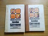 LIMBA GERMANA * Curs Practic- Ioan Lazarescu, Emilia Savin - 2 volume, 1985