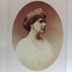 Fotografie originala regina maria