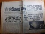 Ziarul romania libera 10 iulie 1979-pasajul rutier obor in preajma inaugurarii
