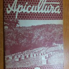 revista  apicultura iulie 1959