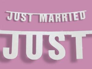 Banner nunta