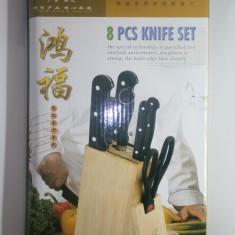 Set 6 cutite de bucatarie - Cutit bucatarie