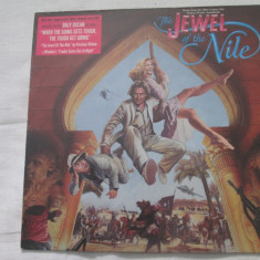 Various ‎– The Jewel Of The Nile:Soundtrack _ vinyl(LP) Germania - Muzica soundtrack Altele, VINIL