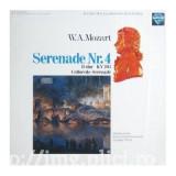 MOZART - Serenade Nr. 4 (vinil)