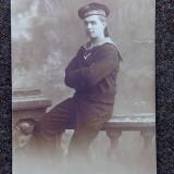 FOTO MILITAR GERMAN WW1 KRIEGSMARINE - Fotografie veche