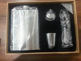 Set cadou (sticla, palnie, tirbuson, pahar) - 50 lei
