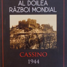 AL DOILEA RAZBOI MONDIAL de KEN FORD, CASSINO 1994, 2015 - Istorie