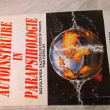 AUTOINSTRUIRE IN PARAPSIHOLOGIE - VICTOR DUTA - Carte paranormal