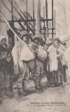 RUTENI DIN CARPATI , CIRCULATA , STAMPILA DE REGIMENT, Printata