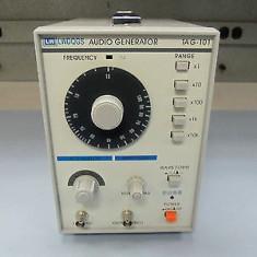 Generator de semnal audio - TAG-101, 1 MHz Audio Generator AD