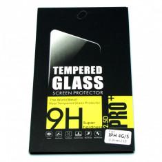 Folie protectie sticla securizata tempered glass Apple iPhone 4 - Folie de protectie