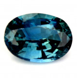 SAFIR NATURAL NETRATAT BICOLOR 1.08 CT