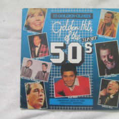 Various – Remember The 50's _ 2 x vinyl(2 x LP) Belgia - Muzica Pop, VINIL
