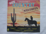 Various ‎– Original Country Welthits _ vinyl(LP) Germania, VINIL