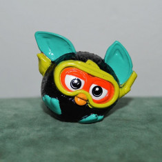 Jucarie figurina Furby, cauciuc tare, 3.5x3.5cm, HASBRO, furblings