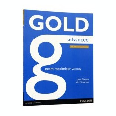 Gold Advanced Exam Maximiser with Key (2015). Online audio component - Certificare