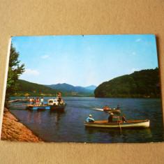 Baia Mare - Lacul Firiza - vaporas - necirculata - 2+1 gratis - RBK11691 - Carte Postala Maramures dupa 1918, Fotografie