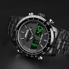 Ceas Infantry, ceas militar, ceas negru, sport, ceas digital, nou - Ceas barbatesc, Electronic