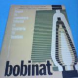 REGULI DE EXPLOATARE TEHNICA IN TESATORIA DE BUMBAC-BOBINAT 1974