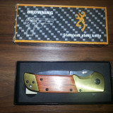 Cutit (briceag) Browning Gold - 35 lei