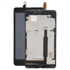 Ansamblu Lcd Display Touchscreen touch screen Nokia Lumia 625 ORIGINAL - Touchscreen telefon mobil