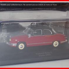 1953 - PANHARD DYNA Z - Taxi Paris (scara 1/43)