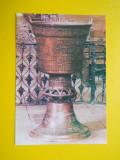 HOPCT  22462  BRASOV BISERICA NEAGRA -CRISTELNITA 1472 -JUD BRASOV -NECIRCULATA