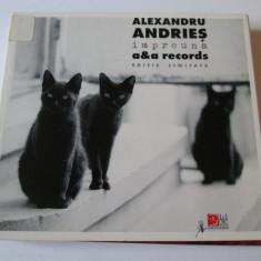 RARITATE! AL.ANDRIES DIGIPACK DUBLU CD IMPREUNA EDITIE LIMITATA 1000 EX. 2008 - Muzica Folk Altele