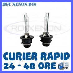 BEC BECURI XENON D4S - BIXENON ADAPTIV - 4300K, 6000K, 8000K - Bec xenon BOORIN