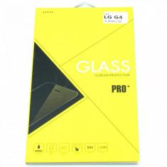Folie protectie sticla securizata tempered glass LG G4 H815 - Folie de protectie