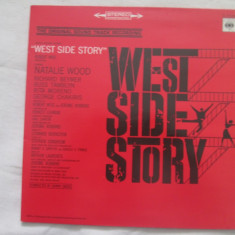 Various ‎– West Side Story : soundtrack _ vinyl(LP) Olanda - Muzica soundtrack Altele, VINIL