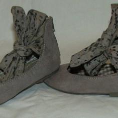 Pantofi copii ZARA - nr 22, Culoare: Din imagine, Fete