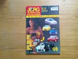 JORG KATALOG  98/99  * Sportliches Autozubehor - Gultig bis Marz 1999