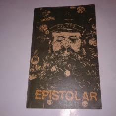 GABRIEL LIICEANU - EPISTOLAR