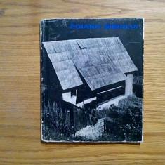 POIANA SIBIULUI * Complex de Arhitectura Populara - M. Possa, P. Mihalik - 1966 - Carte Arta populara