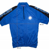 Tricou bicicleta ciclism CRANE, tesatura respirabila, impecabil (M) cod-169010 - Echipament Ciclism, Tricouri