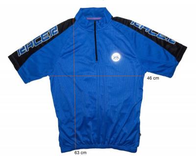 Tricou bicicleta ciclism CRANE, tesatura respirabila, impecabil (M) cod-169010 foto