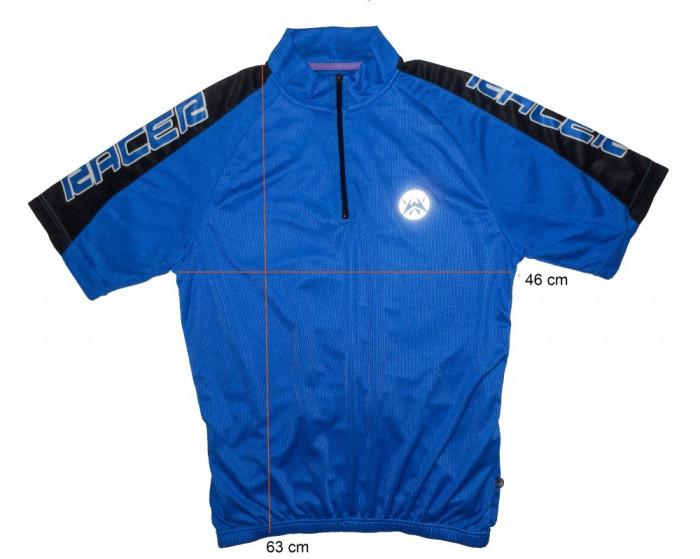 Tricou bicicleta ciclism CRANE, tesatura respirabila, impecabil (M) cod-169010 foto mare