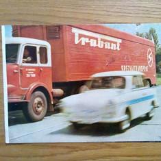 TRABANT 600 - Pliant ; lb. germana