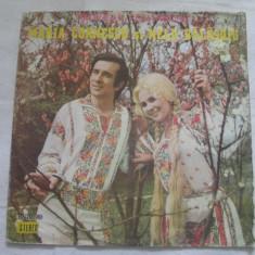 Maria Cornescu și Nelu Bălășoiu – Gorjule, Plai Însorit _ vinyl LP Romania - Muzica Populara Altele, VINIL