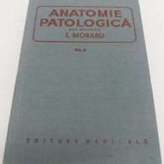 ANATOMIE PATOLOGICĂ *VOL. III/I. MORARU/ 1980