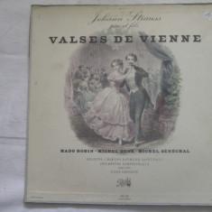Strauss - Valses de Vienne _ vinyl(LP) Franta - Muzica Clasica Altele, VINIL